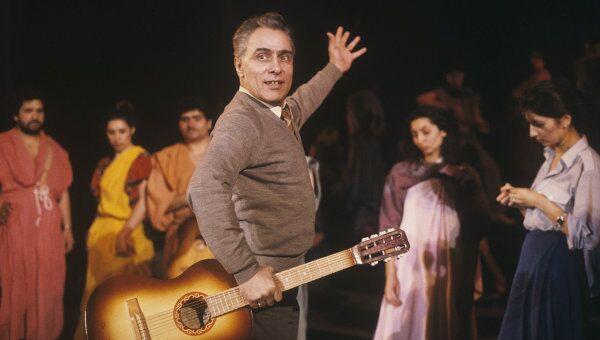 Николай Алексеевич Сличенко. Архивное фото