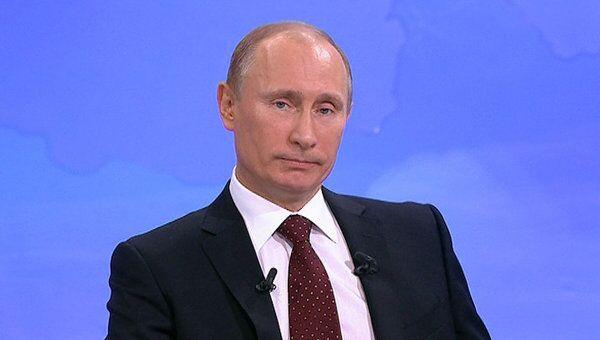 Путин пообещал решить ряд важных задач к 2013 году