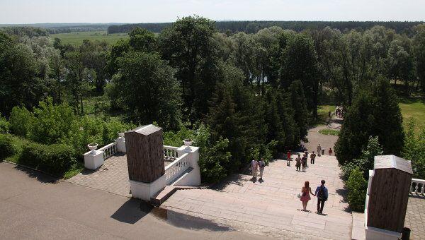 Музей-усадьба Архангельское летом