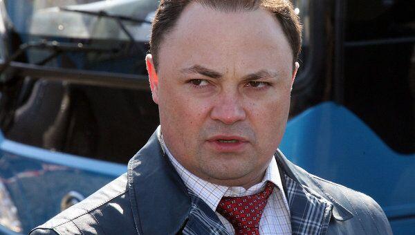 Глава администрации Владивостока Игорь Пушкарев. Архивное фото