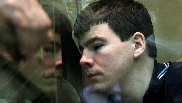 Никита Тихонов, обвиняемый в убийстве адвоката Станислава Маркелова и журналистки Анастасии Бабуровой. Архив
