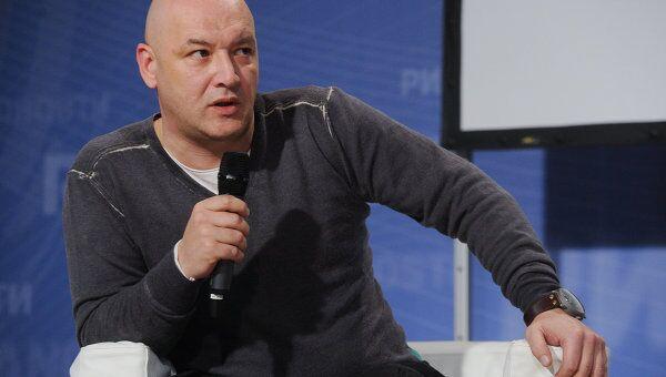 Актер Максим Суханов