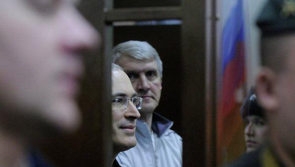 Оглашение приговора Михалу Ходорковскому и Платону Лебедеву. Архив