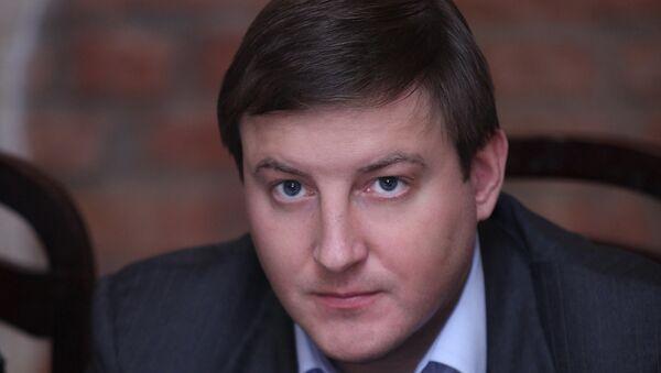 Губернатор Псковской области Андрей Турчак, архивное фото
