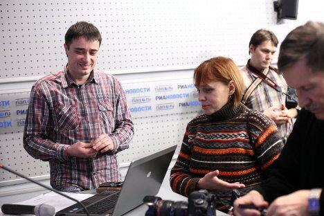 Репортер день второй