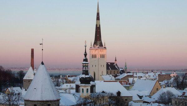 Исторический центр Таллина - Старый город