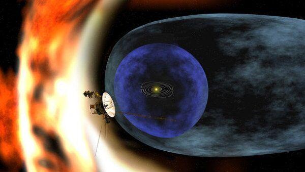 Зонд Вояджер-2.