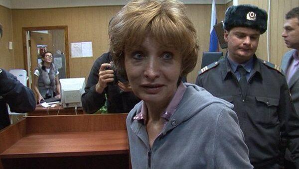 Тяжелобольную Гулевич освободили из-под стражи. Видео из зала суда