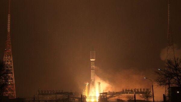 Запуск ракеты-носителя Союз-2.1а. Архивное фото