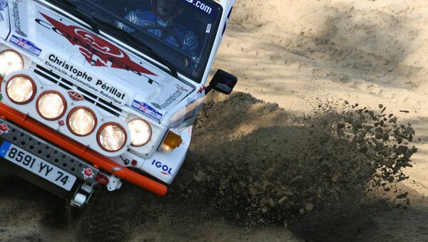 Экипаж Фирдауса Кабирова на КАМАЗе выиграл ралли Шелковый путь-2009 серии Дакар (Dakar series)