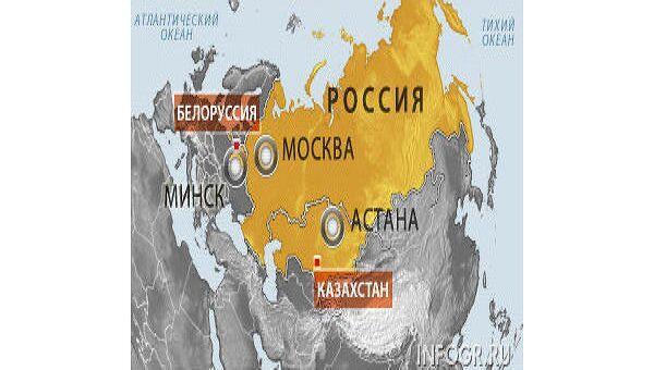 С началом работы Единого экономического пространства (ЕЭП) России, Белоруссии и Казахстана 1 января 2012 года товары из соседних стран могут несколько подешеветь, а их качество - улучшиться