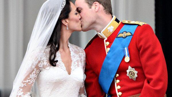 Свадьба Кэтрин и Уильяма 29 апреля 2011года.