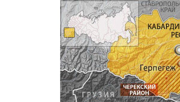 Один человек погиб, 7 пострадали в ДТП с туристическим автобусом в КБР