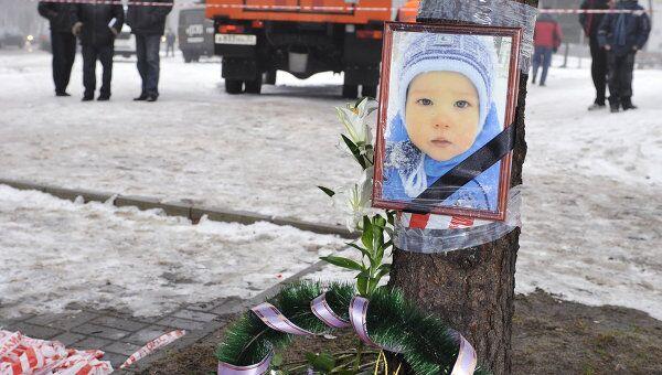 Поисково-спасательные работы на месте трагедии в Брянске