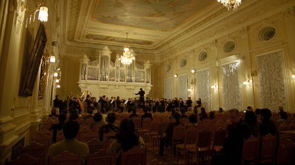 Концертный зал имени А.К.Глазунова