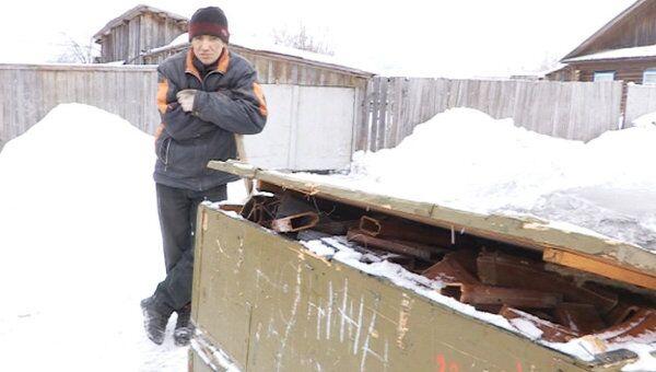 Вывезенные с завода Ижмаш автоматы чуть не стали дровами