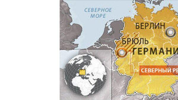 Утечка хлора произошла на заводе в Германии