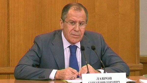 Россия торгует с Сирией тем, что не запрещено – Лавров