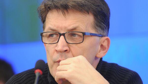 Блогер Рустем Адагамов. Архивное фото