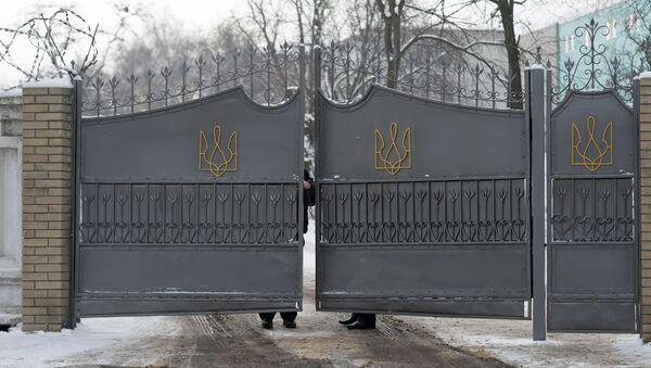 Качановская женская колония в Харькове, где содержится Юлия Тимошенко