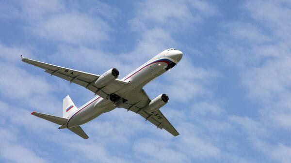 Среднемагистральный пассажирский самолет Ту-214