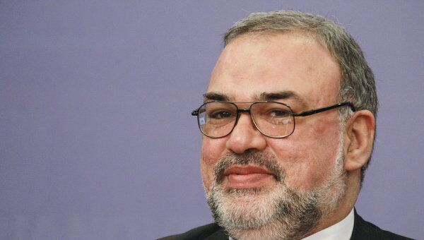 Посол Ирана в России Махмуд Реза Саджади. Архив