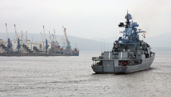 Корабли ТОФ, возвращающиеся из Аденского залива, завершили визит в Малайзию