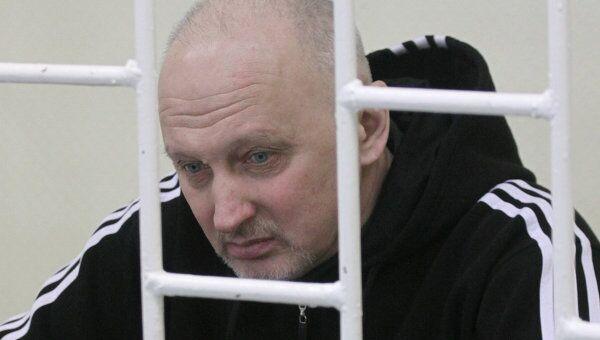 Заседание суда по делу Владимира Татаренкова в Красноярске