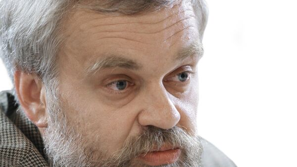 Прозаик Алексей Варламов