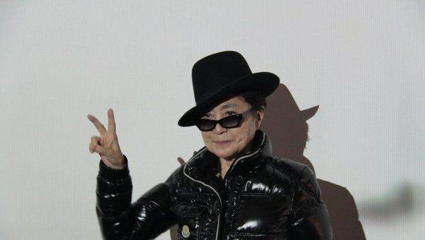 Выставка Йоко Оно в Берлине