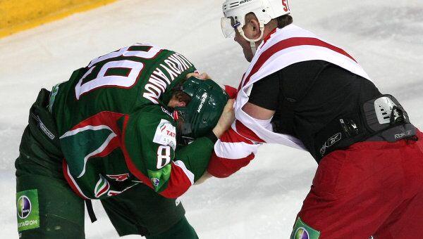 Артем Лукоянов и Джон Мирасти