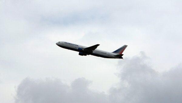 Боинг 767-300 компании Трансаэро