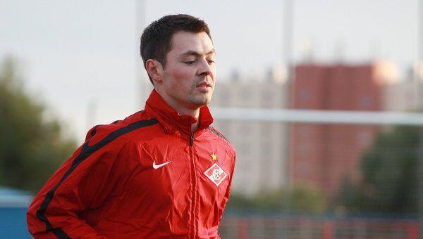 Футболист Динияр Билялетдинов. Архивное фото