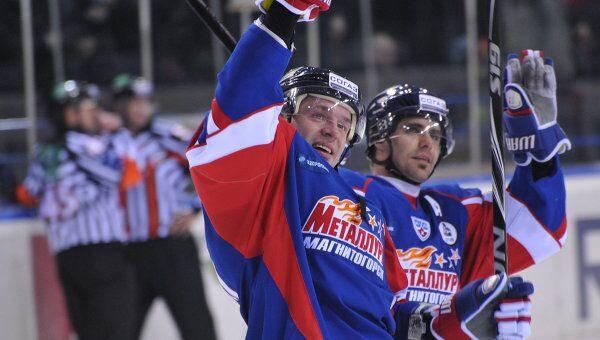 Антон Бут и Томаш Ролинек (слева направо). Архивное фото
