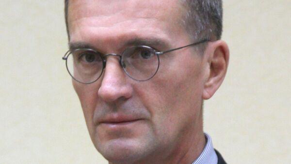 Генеральный директор корпорации Тактическое ракетное вооружение Борис Обносов