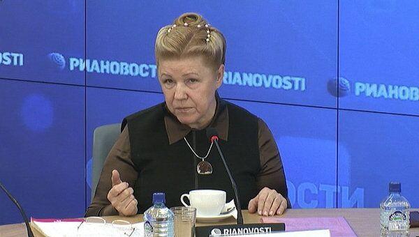 Депутат Мизулина рассказала, как ужесточат наказание для педофилов