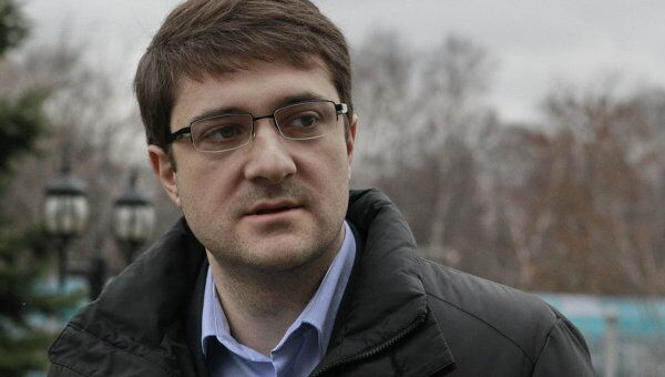 Оглашение приговора по делу Григория Домовца