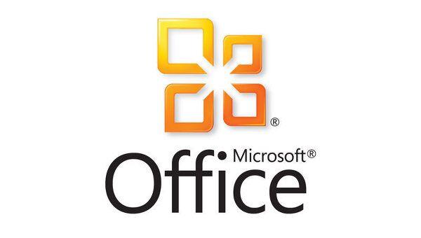 Логотип Microsoft Office. Архив