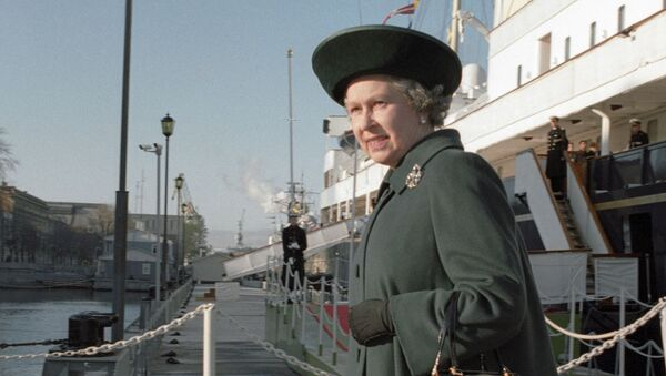 Ее Величество Елизавета II
