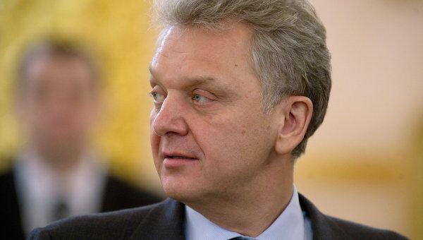 Министр промышленности и торговли РФ Виктор Христенко. Архив