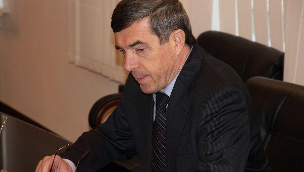 Анатолий Исайкин, глава Рособоронэкспорта. Архивное фото