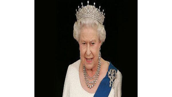 Королева Великобритании Елизавета Вторая. Архивное фото
