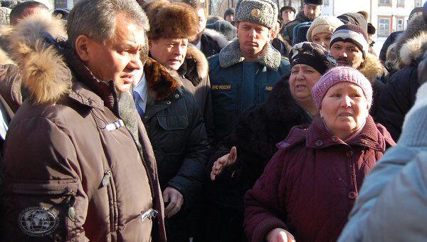 Сергей Шойгу в Удмуртии