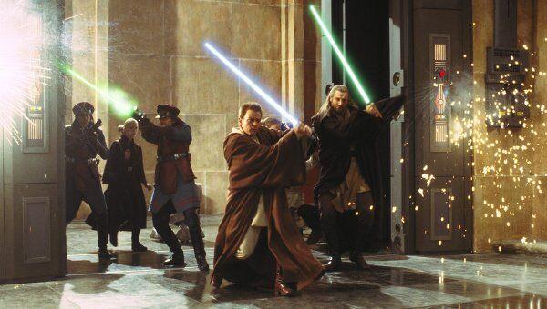 Кадр из Звездных войн. Архивное фото