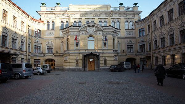 Санкт-Петербургская Государственная Академическая капелла