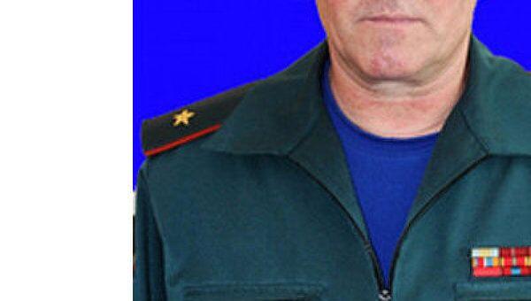 Генерал-майор внутренней службы Вячеслав Корольков