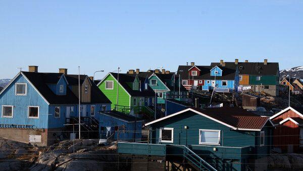 Поиск российского дипломата в Гренландии не дал результатов