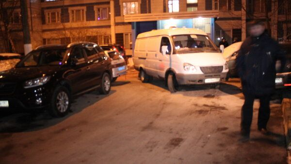 Школьник покончил с собой, выбросившись из окна дома на юге Москвы
