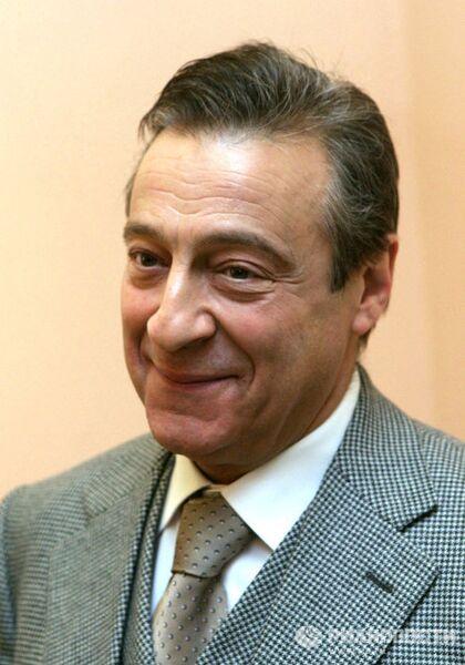 Лауреат премии Россиянин года Г.Хазанов