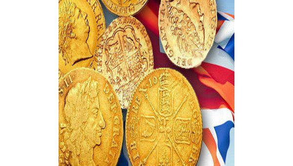 Британские золотые монеты
